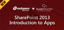 Introduction to the SharePoint App Model