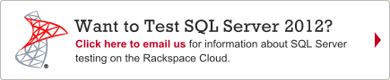 Want to Test SQL Server 2012?