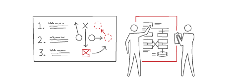 Fast time to solution