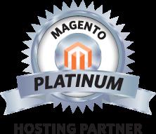 Magento Platnium Hosting Partner